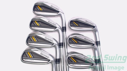 TaylorMade Rocketbladez Iron Set 4-PW Steel Regular Right 38.5 in
