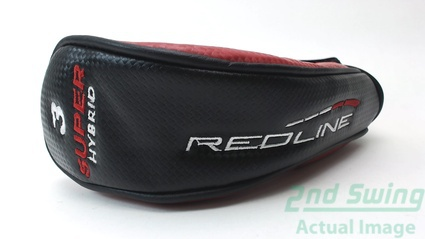 Adams 2011 Redline Super Hybrid Headcover 3 Hybrid 3H Head Cover Golf