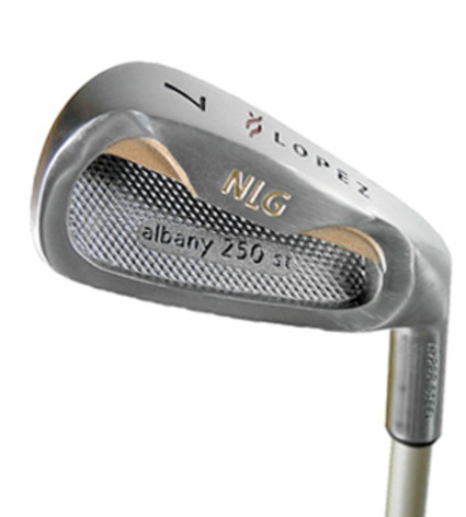 Nancy Lopez Albany Series 250 ST Single Iron