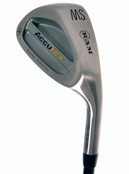 Ram Accubar Single Iron