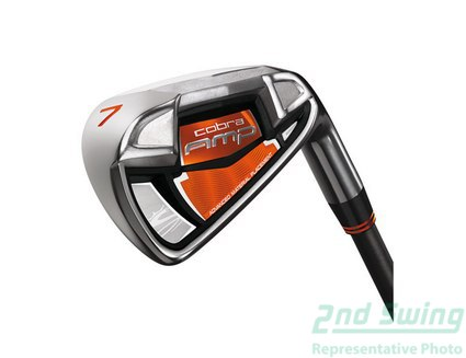 New Cobra AMP Combo New 8 Piece Iron Set