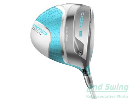 New Cobra AMP Cell Womens Blue Driver