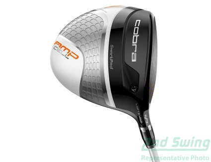 New Cobra AMP Cell Silver Driver