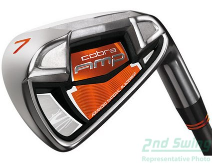 New Cobra AMP New 5 Piece Iron Set