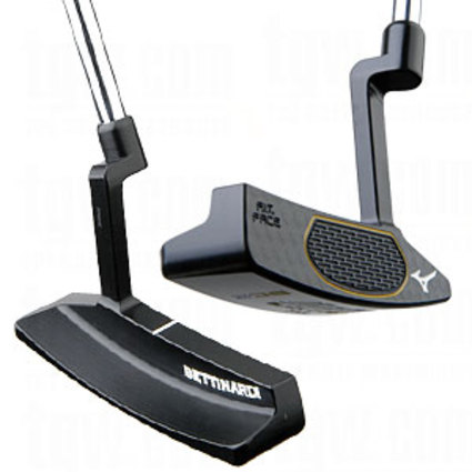 Mizuno Black Carbon Series 2 Putter
