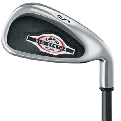 Callaway 2002 Big Bertha Single Iron