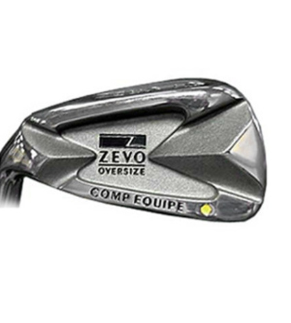 Zevo Comp Equipe Oversize Single Iron