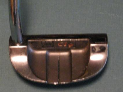 Wilson Ci9 Fat Shaft Copper Insert Putter