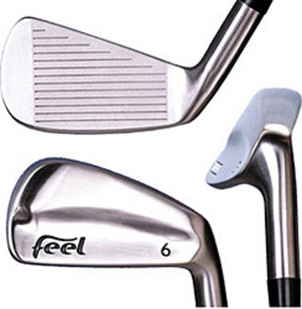 Feel Competitor Iron Set