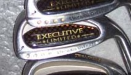 Topflite Executive Limited Single Iron