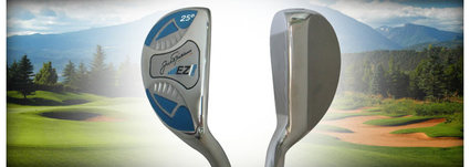 Nicklaus EZ Geo Iron Set