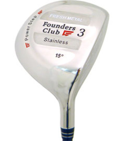 Founders Club Fresh Metal 2006 Fairway Wood