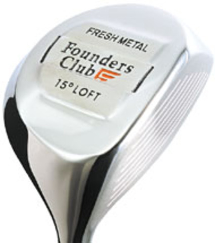 Founders Club Fresh Metal Fairway Wood