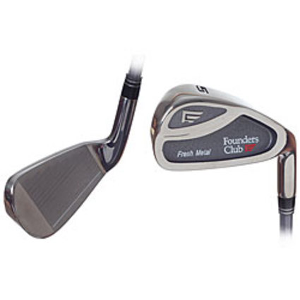 Founders Club Fresh Metal Single Iron
