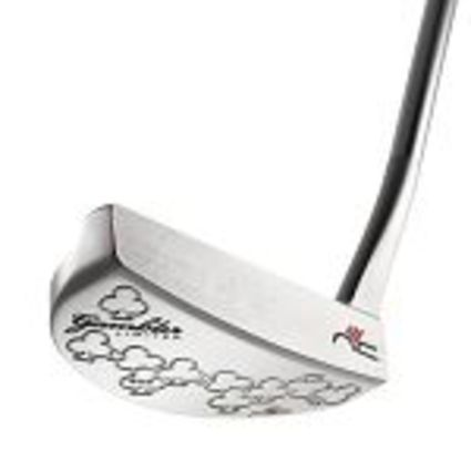 Never Compromise Gambler Series Flush Putter