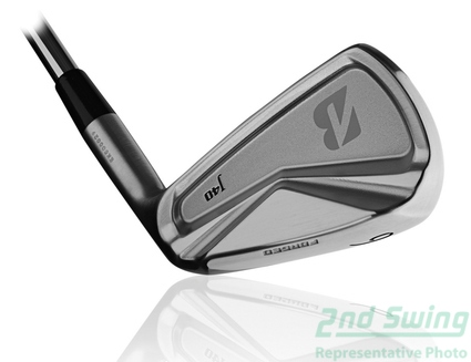 New Bridgestone J40 Forged Cavity Back Single Iron
