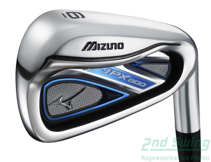 New Mizuno JPX 800 New 5 Piece Iron Set