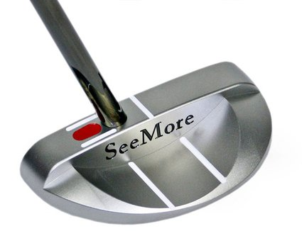 See More M9 Platinum Putter