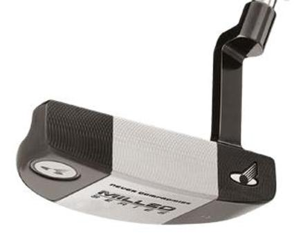 Never Compromise Milled Series 9 Putter