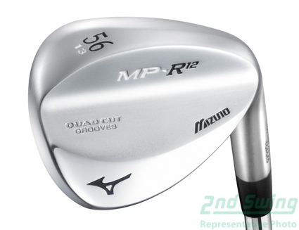 New Mizuno MP R-12 Satin New Wedge