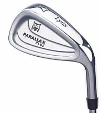 Lynx Parallax Plus Single Iron