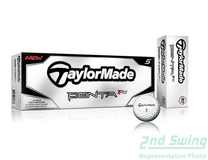 New TaylorMade Penta TP5 New Dozen Golf Balls