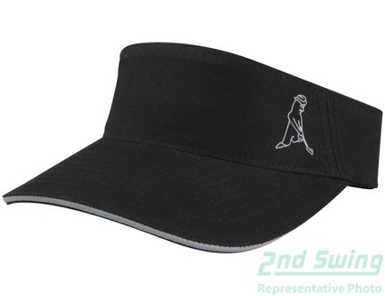 New Ping Ladies Sport Black Visor