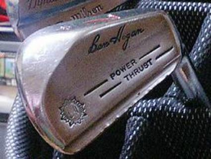 Ben Hogan Powerthrust Single Iron