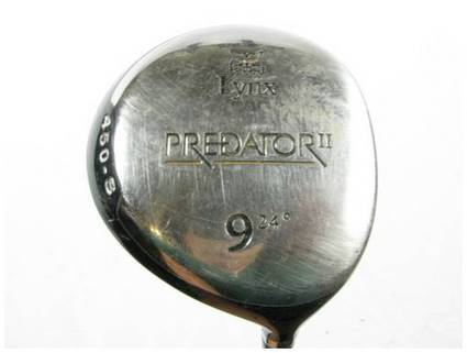 Lynx Predator II Fairway Wood