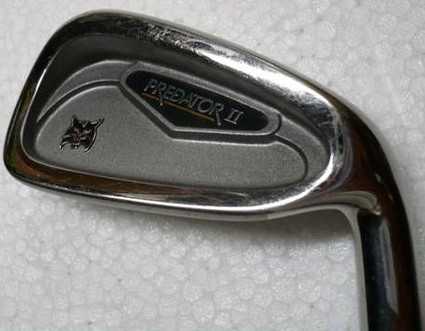 Lynx Predator II Single Iron