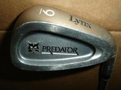 Lynx Predator Single Iron
