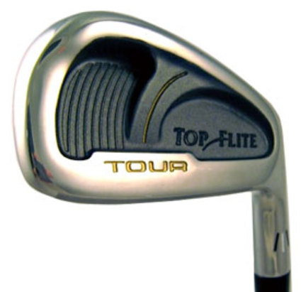 Topflite Pro Offset Single Iron