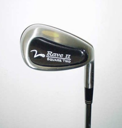 Square Two Rave II Single Iron