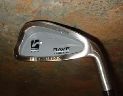 Square Two Rave Iron Set