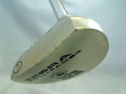 Tear Drop Roll Face Zebra Putter
