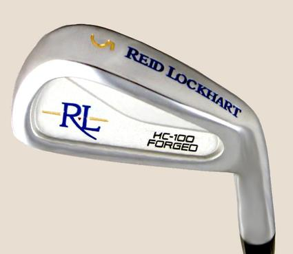 Reid Lockhart RL Forged Chrome Single Iron