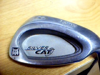 Lynx Silver Cat Single Iron