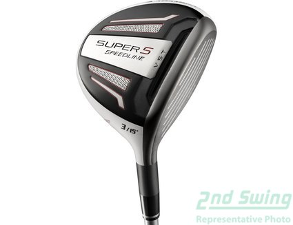 New Adams Speedline Super S Fairway Wood