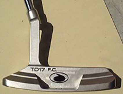 Tear Drop TD 17FC Putter