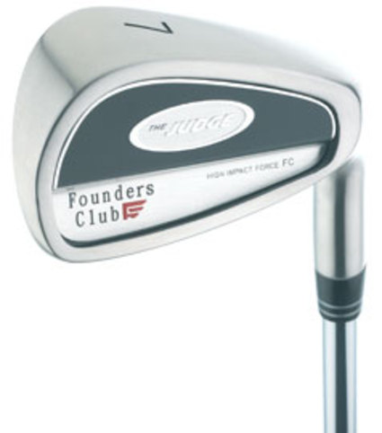 Founders Club The Judge Single Iron