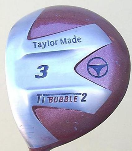 TaylorMade Ti Bubble 2 Fairway Wood