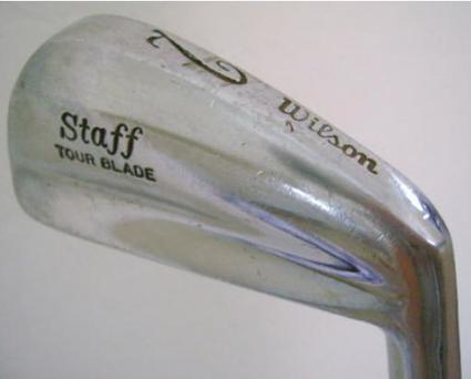 Wilson Tour Blade Single Iron