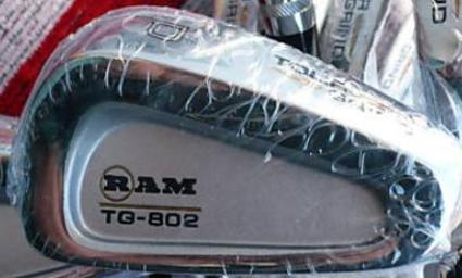 Ram Tour Grind 802 Single Iron