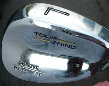 Ram Tour Grind Wedge