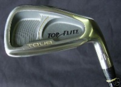 Topflite Tour Oversize Single Iron