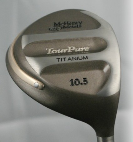 McHenry Tour Pure Fairway Wood