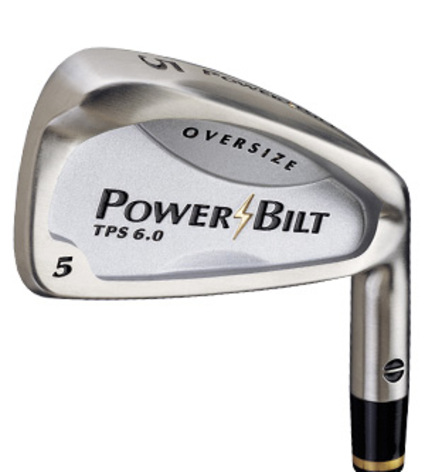 Powerbilt TPS 6.0 Single Iron