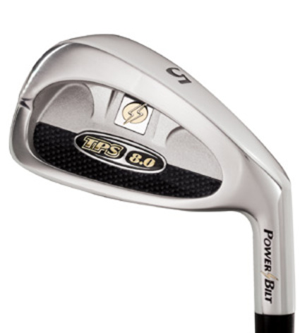 Powerbilt TPS 8.0 Single Iron