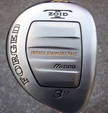 Mizuno T-Zoid Forged Fairway Wood