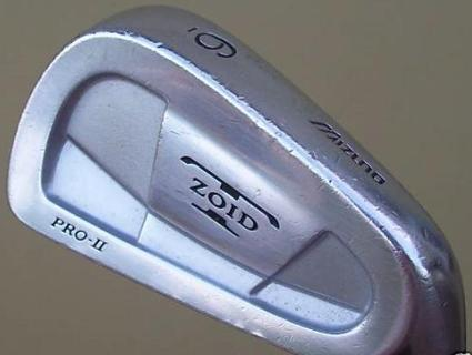 Mizuno T-Zoid Pro II Forged Wedge
